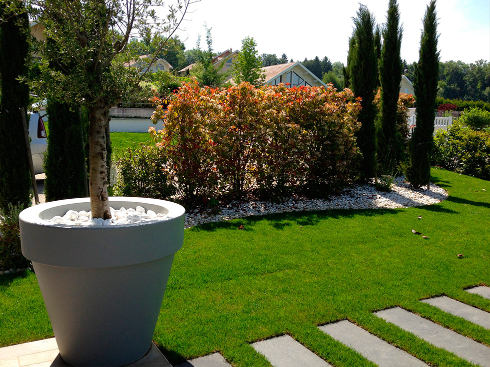 Am nagement paysager d 39 un jardin - Photo amenagement jardin ...
